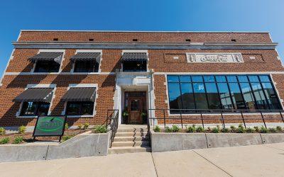 Downtown Cornerstones: The Coca-Cola Building – Morrilton, AR