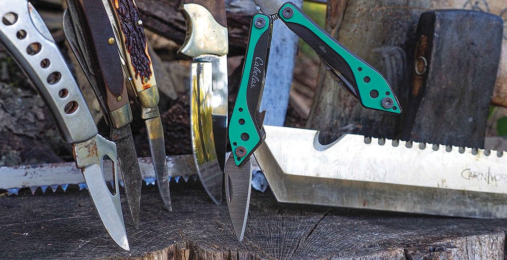 An array of blades: The basics of cutting tools